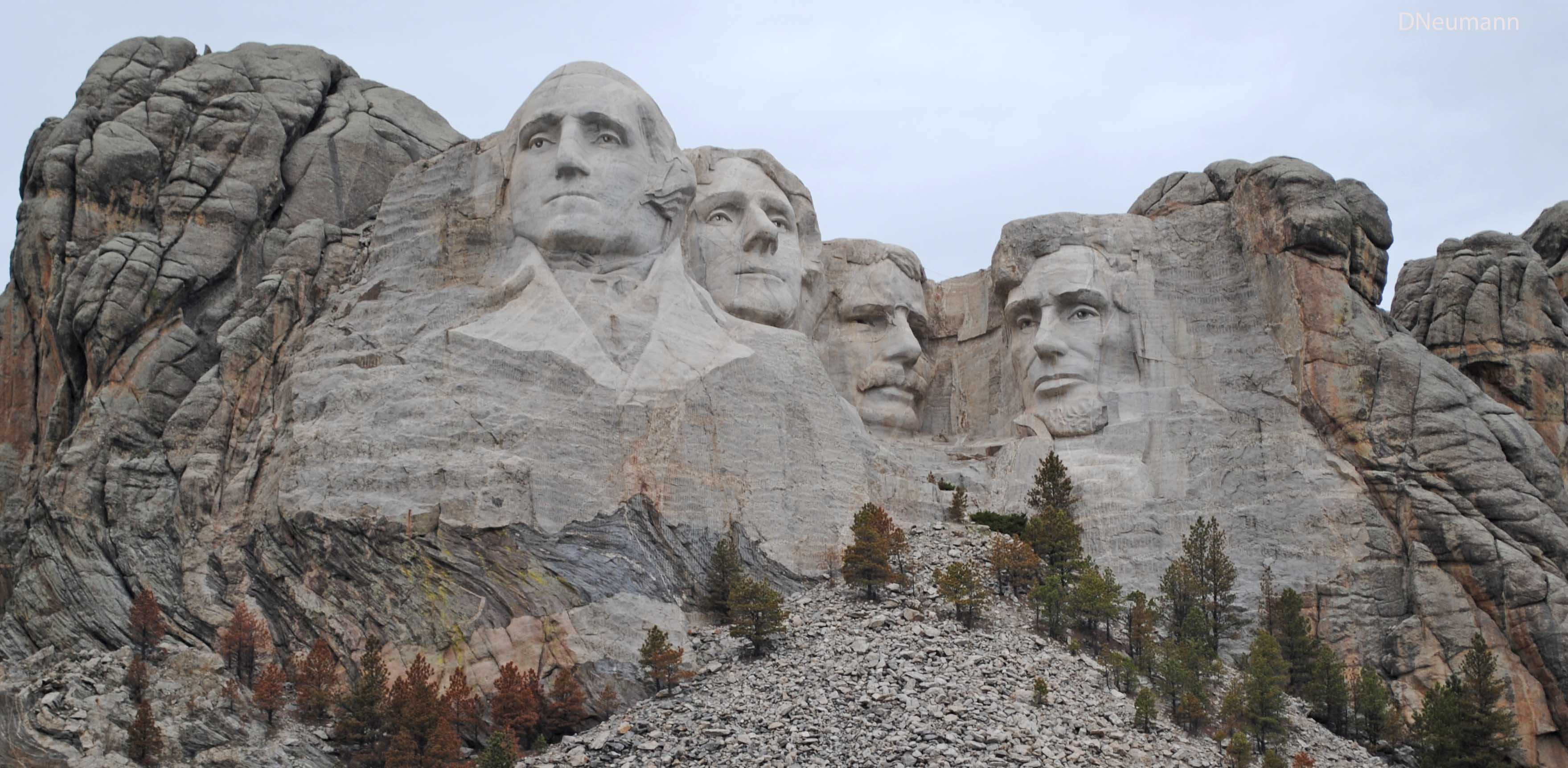 Mount rushmore national monument south dakota