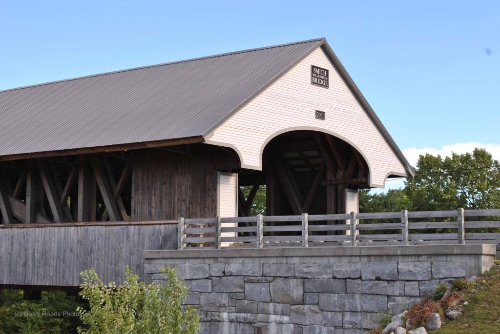 Kissing Bridge Vermont Covered bridges,...