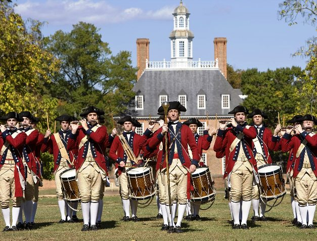 Colonial-Williamsburg