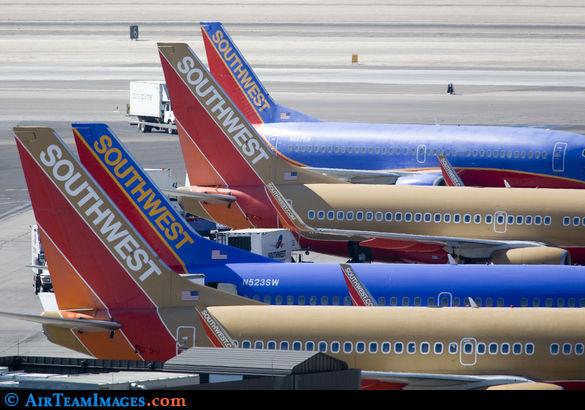 Southwest-planes
