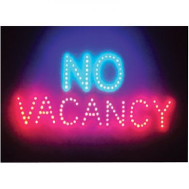LED_NO_VACANCY_SIGN