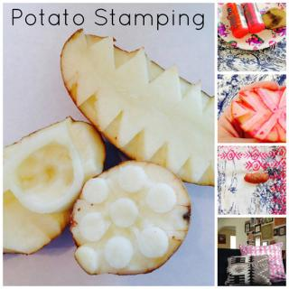 tater stamp