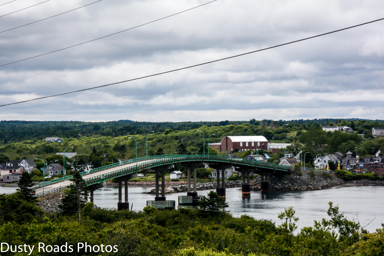 Lubec Bridge